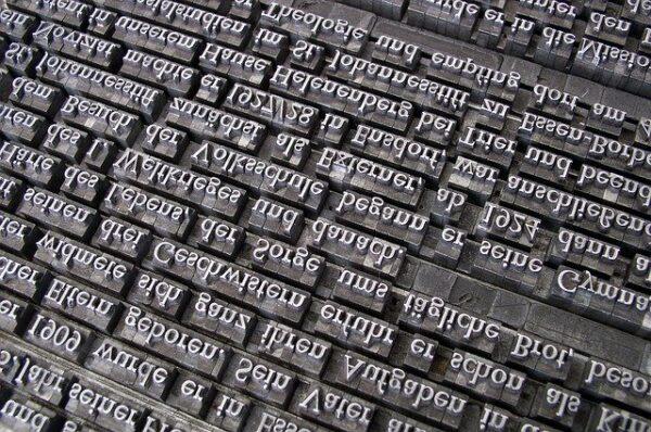 Lettertype uitkiezen